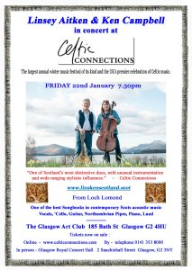 celtic connections poster
