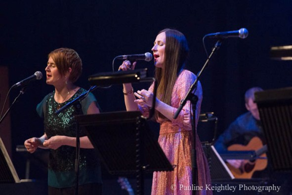 karine polwart and julie fowlis