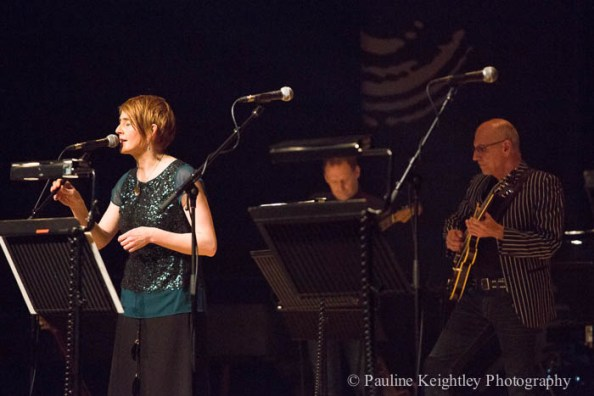 kariine polwart, steven polwart and larry carlton