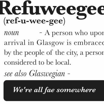 refuweegee definition