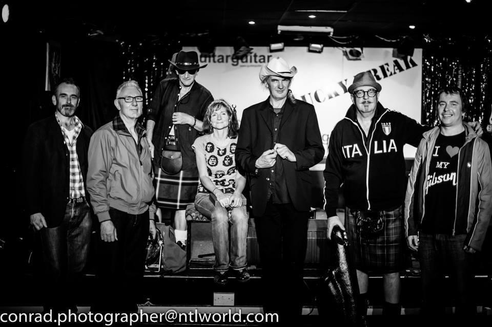 the carlton jug band