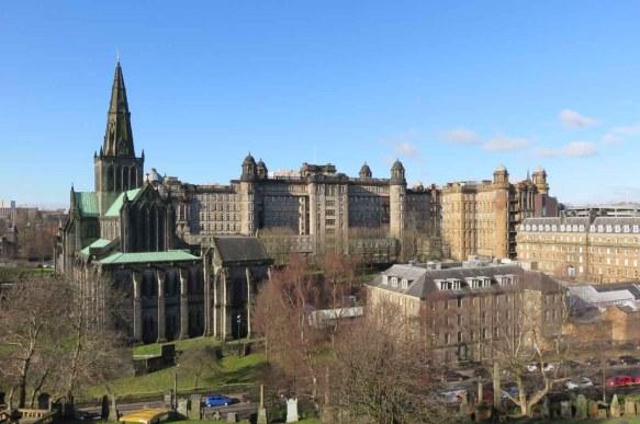 The Royal Infirmary. Glasgow