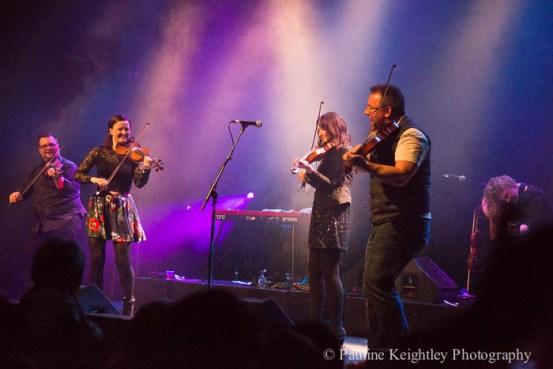 four fiddlers