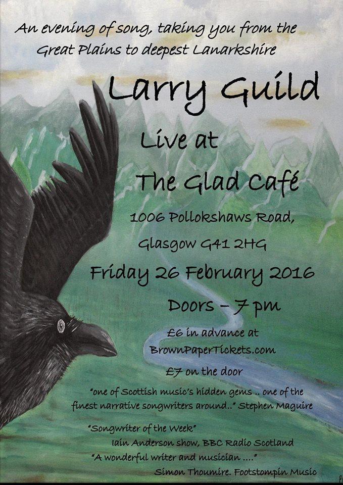 larry guild glad cafe