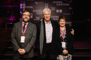 Richard Gere Glasgow Film Festival