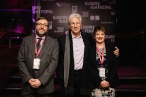 Richard Gere Glasgow Film Festival