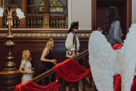 GFF16: William Shakespeare's Romeo + Juliet at Trades Hall