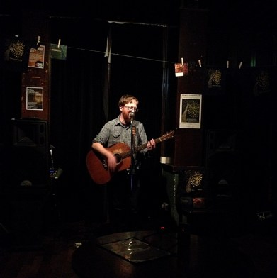 Singer Songwriter Niall Connolly