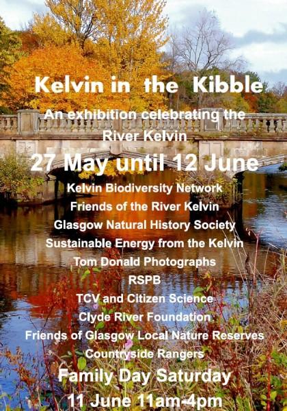 kelvin at the kibble