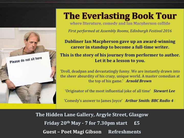the everlasting book tour