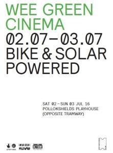 wee green cinema