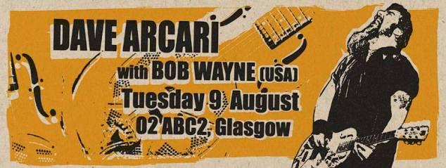 dave arcari with bob wayne and panic anchor