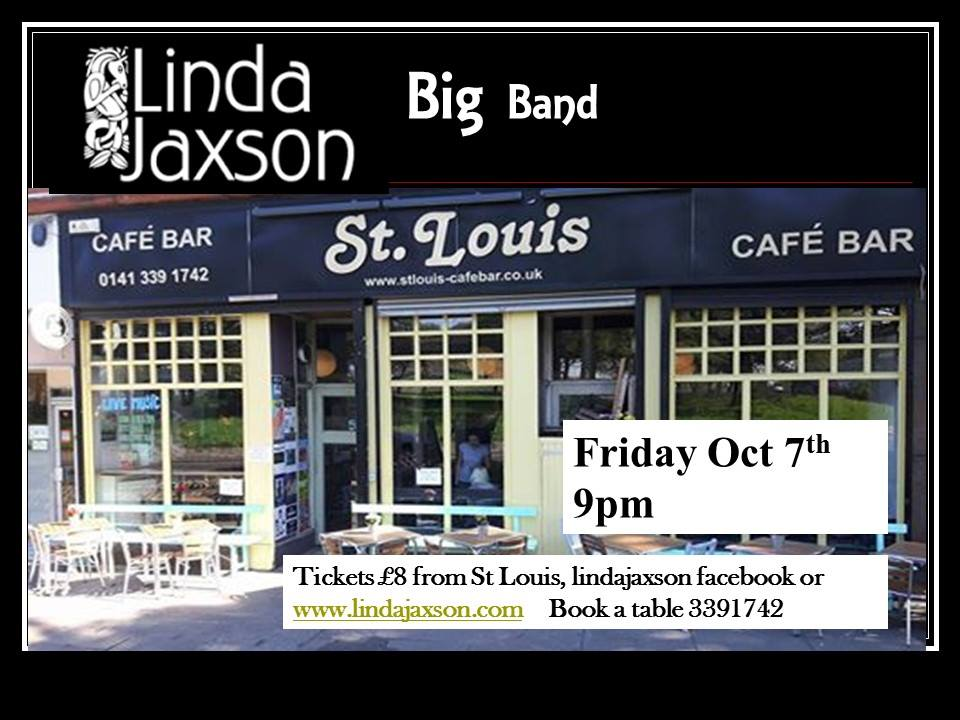 linda jaxson big blues band