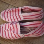 striped-plimsolls