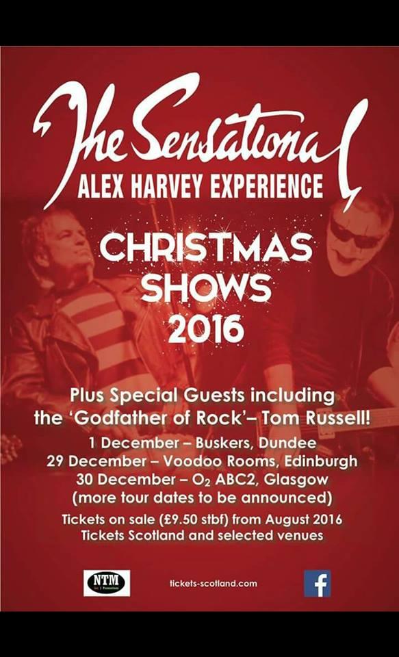 the sensational alex harvey