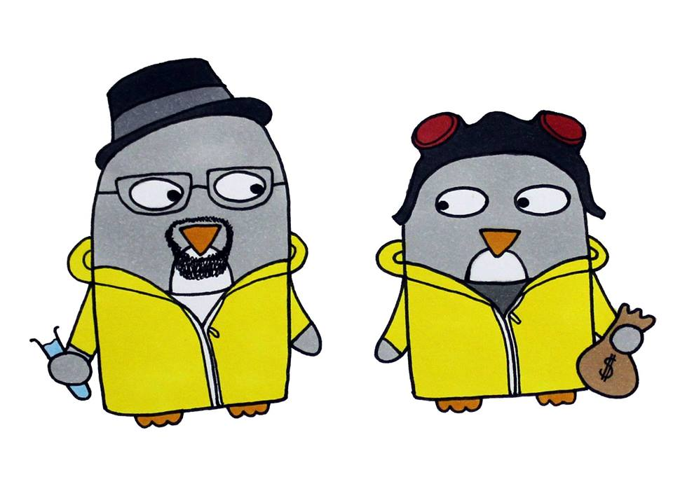 project ability penguins on screen