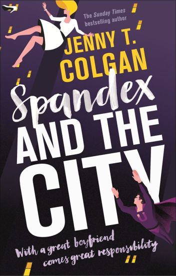jenny t colgan spandex and the city