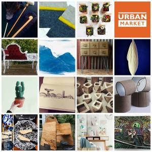 urban market photos