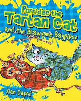 porrie the tartan cat