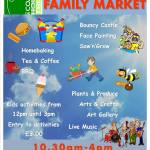 West End Festival: The Coach House, Summer Family Market, Saturday 24 June, 2017