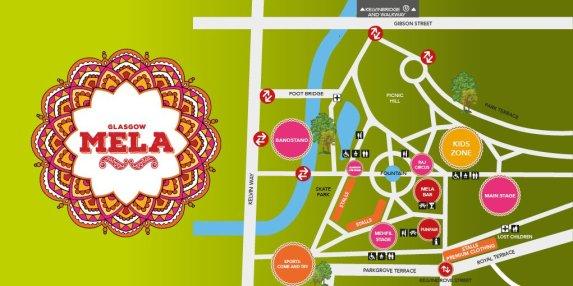 mela map