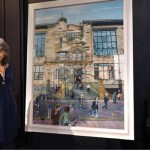 An Afternoon at Windows in the West, Avril Paton, Mackintosh Festival 2017, Queens Cross Church, 20 October, 2017