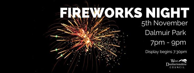 dalmuir fireworks