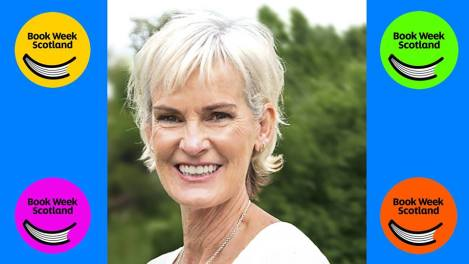 judy murray book week