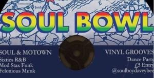 soul bowl 25 nov