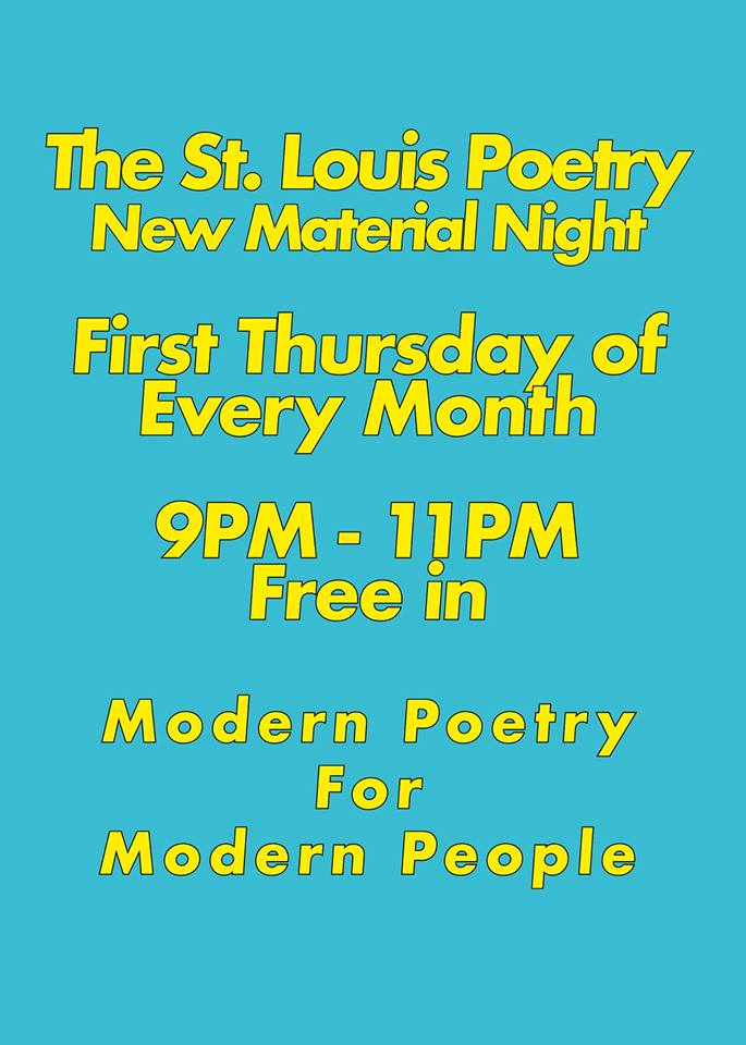 st louis poetry night