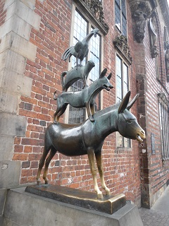 Bremen Grimms Animals