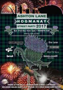 ashton lane hogmanay party
