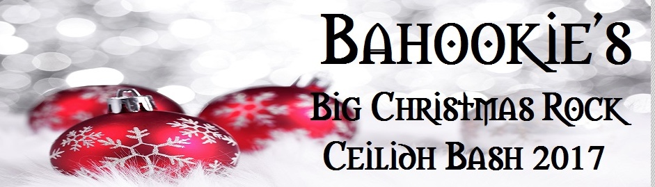 bahookies big christmas rock ceilidh bash