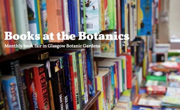 books at the botanics