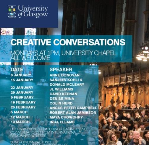 creative conversations 2018