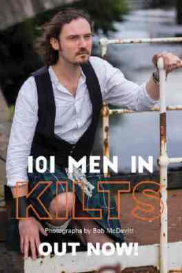 Gar Hunter Men in Kilts