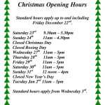 janet and john opening hours