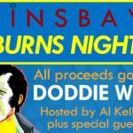 Finsbay Burns Night Fundraiser