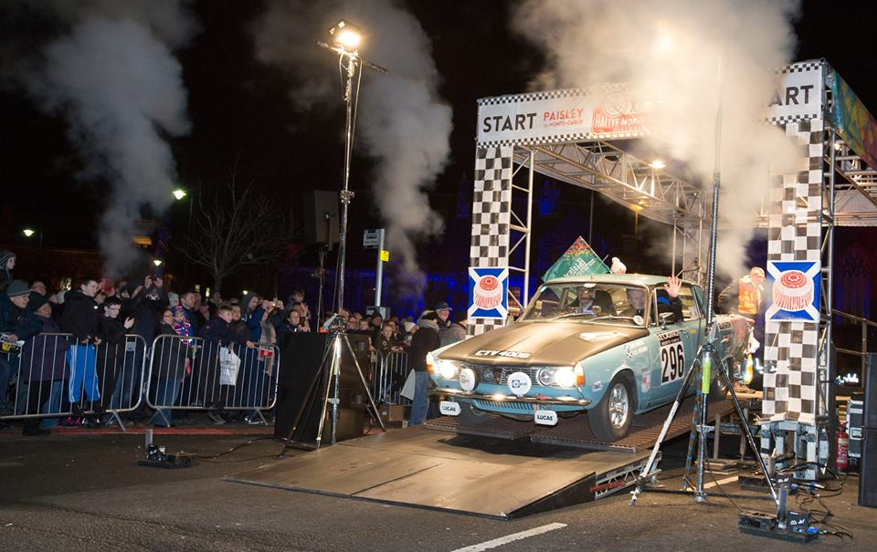 paisley 2021 monte carlo classic rally