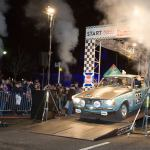 Monte Carlo Classic Rally, Paisley 31 January, 2018