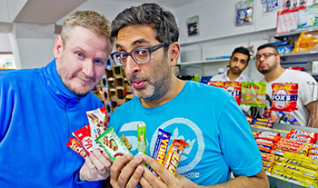 sanjeeve kohli and donald mcleary