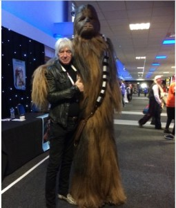 rony and chewbacca