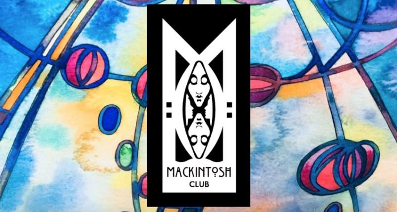 mackintosh club logo colour