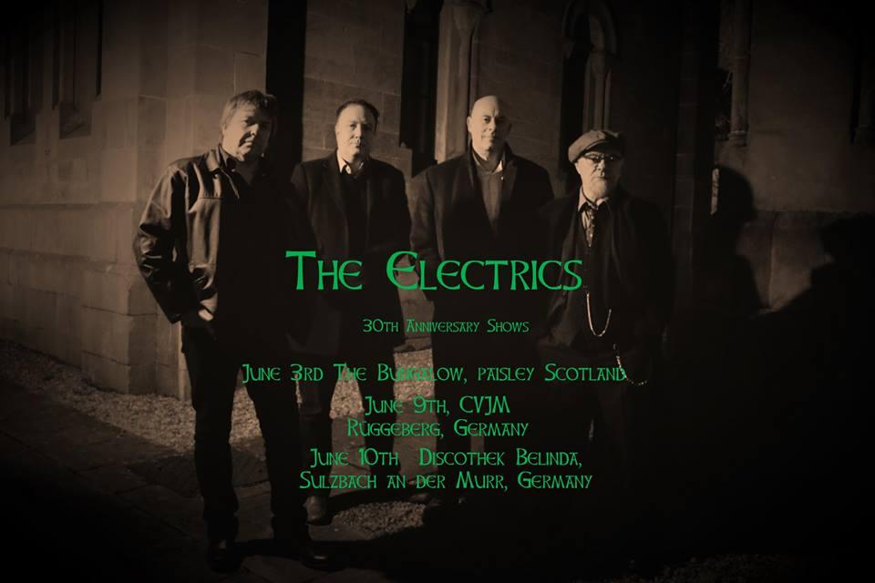 30 anniverary the electrics