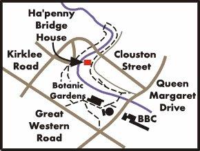 map hapenny