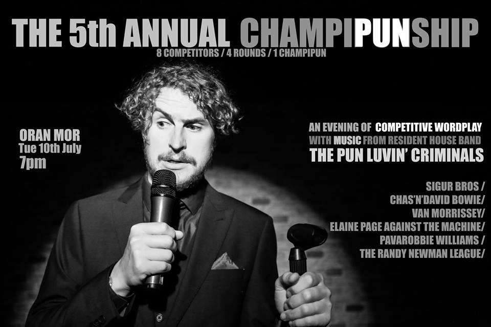 5th annual champipunship