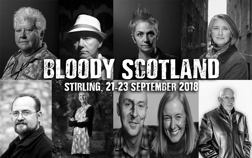 bloody scotland 2018