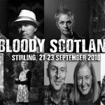 Bloody Scotland, 2018