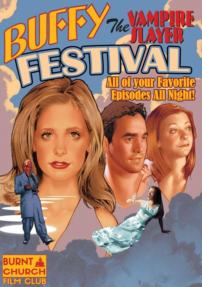 buffy the vampire slayer fest