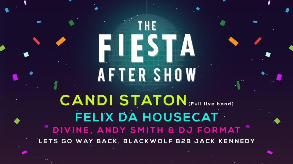 fiesta after show